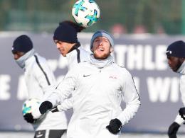 Forsberg zurück im Mannschaftstraining