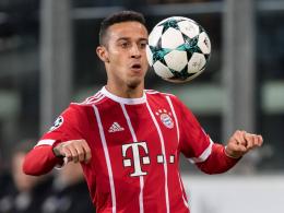 Thiago-Rückkehr naht - Kein Risiko bei Müller
