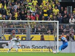 Ausgerechnet vor Dortmund - Salihovic ist wieder wichtig