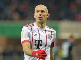 Robben: Riesen-Kompliment für Bayern - und Heynckes