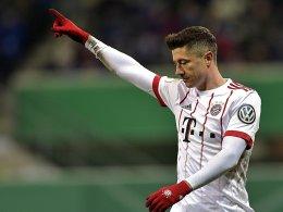 Lewandowski äußert sich zu Real-Gerüchten
