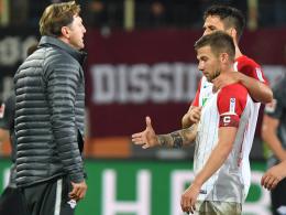 Leipzig gegen Augsburg - ein brisantes Wiedersehen