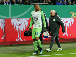 Wolfsburg muss auf Gerhardt und Tisserand verzichten