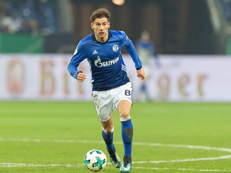Bayern auch von Schalke nicht zu bremsen