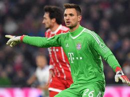 Bis 2021! FC Bayern verlängert mit Ulreich