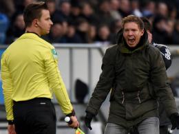 Nagelsmann verliert Wette gegen Schiri Cortus