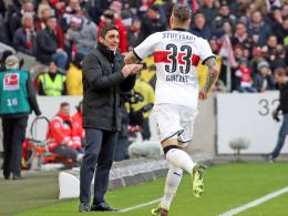 VfB atmet auf: Die Korkut-
