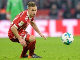 Kimmich und der FC Bayern fahren wieder hoch