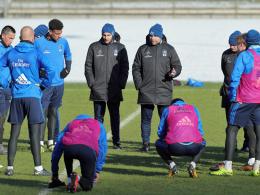 HSV-Profis haben Hollerbach ein Versprechen gegeben