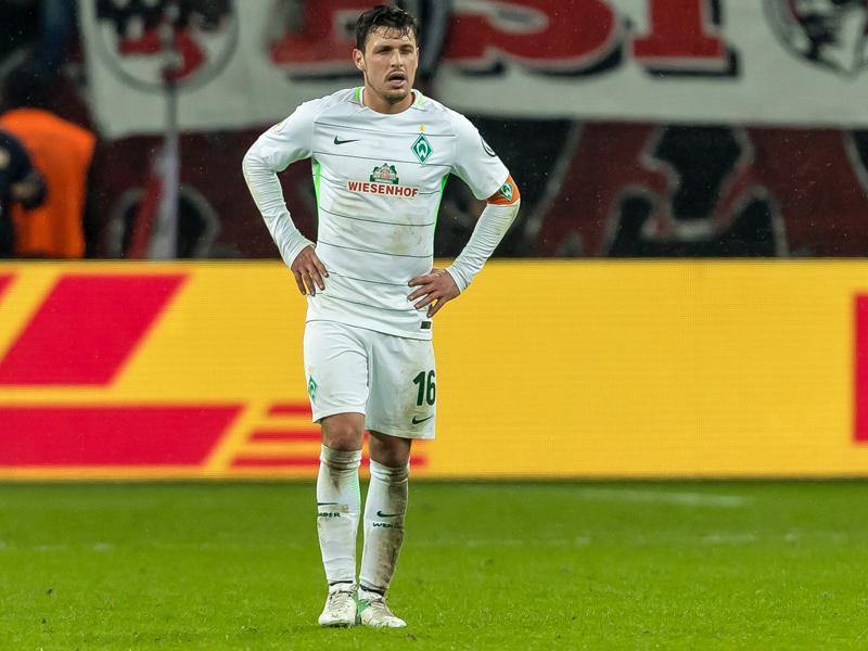 Junuzovic fällt bei Werder Bremen aus