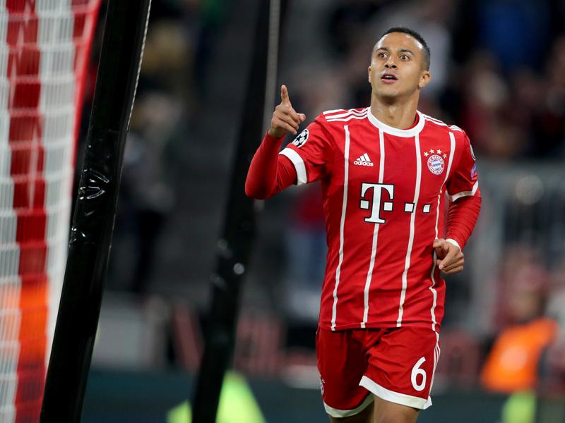 Bayern München gewinnt in Wolfsburg