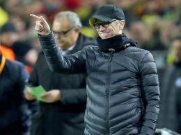 Nach viel Drama: Stöger wünscht sich entspannten Sieg