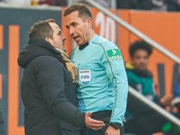 DFB ermittelt: Baum und der Ärger mit Referee Stieler