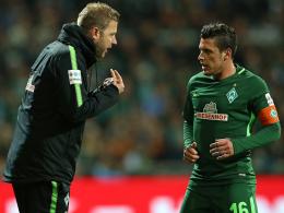 Junuzovic bereit fürs Derby - Kohfeldt schlagfertig