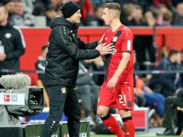 Leverkusens Sechser-Puzzle: Aus vier mach' zwei