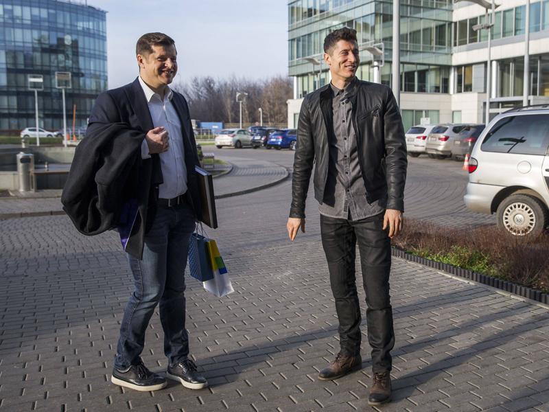 Nach Real-Gerüchten: Lewandowski soll Berater gefeuert haben