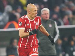 Heynckes: Robben-Frust fürs Team