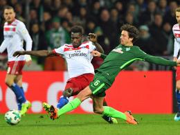 Sieg im Nordderby! Werder distanziert den HSV