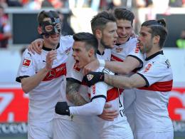 Ab ins Mittelfeld: VfB-Minimalismus trägt Früchte