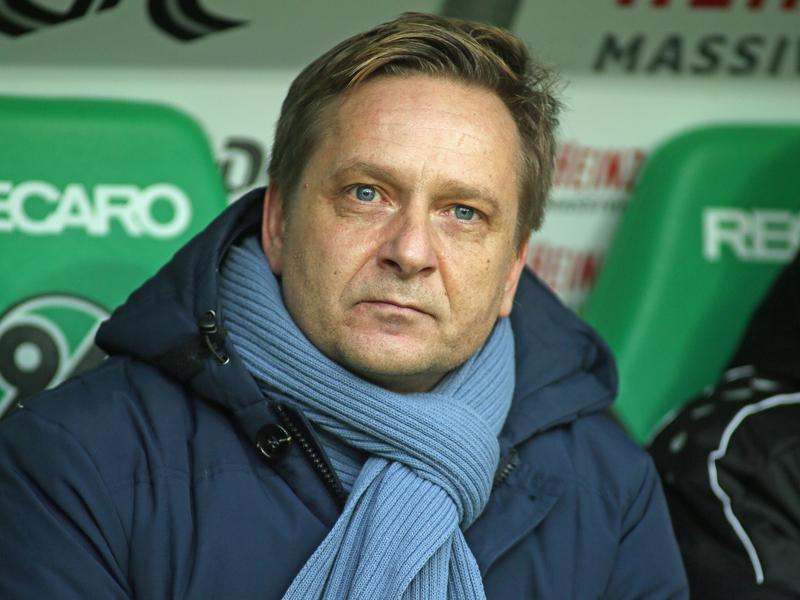 96-Manager Heldt sauer: