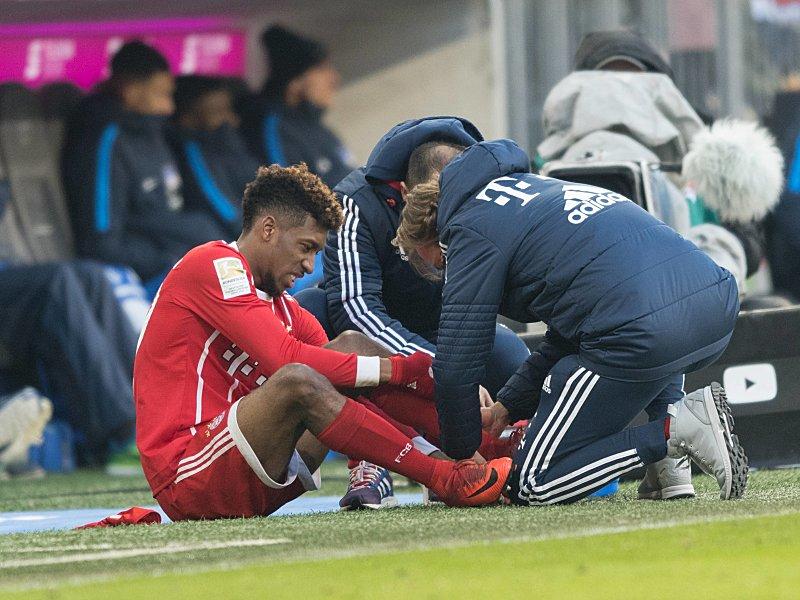 Saison-Aus für Bayern Münchens Kingsley Coman?