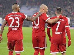 Bayern: Kompletter Umbruch auf den Flügeln?