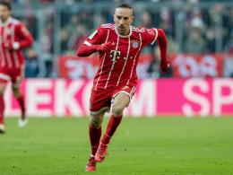 Nach Coman-Aus: Jetzt ist Ribery gefordert