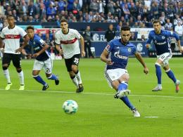 Bentaleb ist Schalkes Strafstoß-König