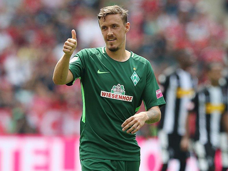 Werder erspielt Remis in Gladbach