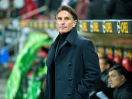 Labbadias Forderung an Wolfsburgs Reservisten