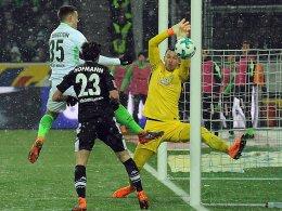Die Borussia, die Schiris und die Elfmeter