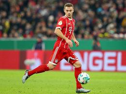 Kimmich verlängert beim FC Bayern bis 2023