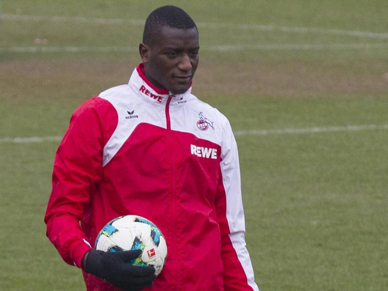 Sprunggelenksoperation Sehrou Guirassy fällt beim 1. FC Köln vorerst aus