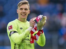 Nach Sensations-Debüt: Müller auch gegen Schalke im Tor