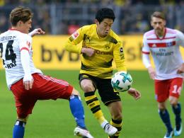 Ewige Tabelle: Dortmund überholt den HSV
