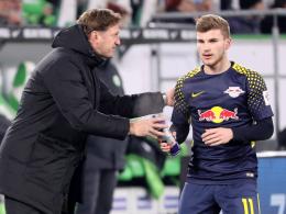 Hasenhüttl kritisiert Werner aus gutem Grund