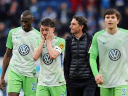 Wolfsburgs Verhaegh stellt die Qualitätsfrage