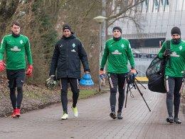 Baumann: Der neue Plan im Werder-Tor
