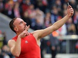 Ribery und das Sensationssolo