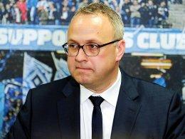 Der Ton wird rauer: HSV-Vorstand droht Spielern