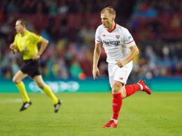 VfL Wolfsburg baggert an Geis
