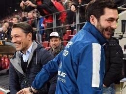 Schwarz lobt Kovac und die Eintracht
