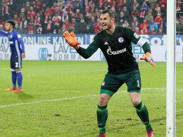 Fährmann spielt mit Schalke am Limit