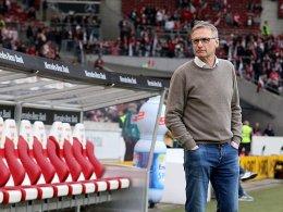 Reschke blickt nur auf Mainz und Wolfsburg