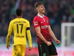 Anton schwört 96 auf Dortmund ein