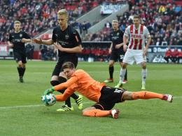 Zieler-Beleidigungen: Köln spricht ein Stadionverbot aus