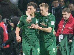 Johannsson und Veljkovic: Karriere dank Kohfeldt