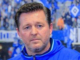 Fünf HSV-Profis aussortiert: Titz greift durch
