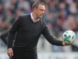 Breitenreiter hofft auf Dortmunder Nervosität