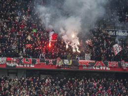 Polizei: Derby in Köln drohte die kurzfristige Absage